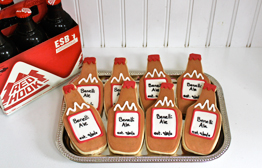 Red Hook Beer Cookies